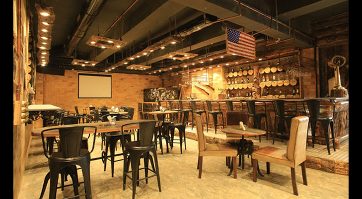Cowboys cafe theme restaurant navi mumbai @TheRoyaleIndia