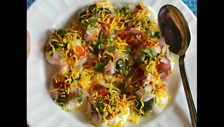 Dahi idli chaat recipe @TheRoyaleIndia