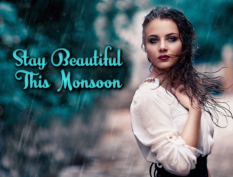 Monsoon Makeup tips @TheRoyaleIndia