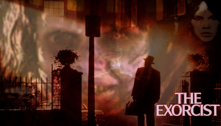 Movie based on real incidence the exorcist @TheRoyaleIndia
