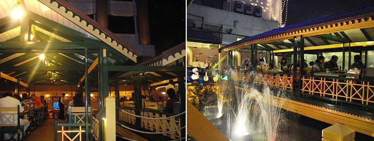 Shikara theme restaurant navi mumbai @TheRoyaleIndia