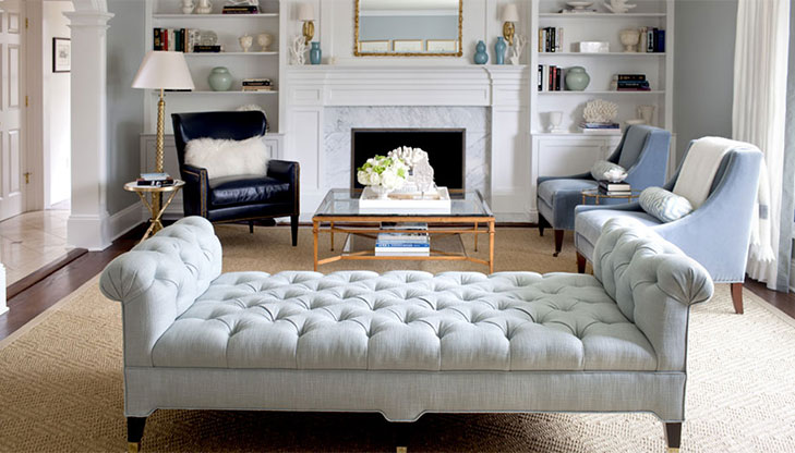 Seating Ideas For A Small Living Room: How To Make Your Living Room Appear Bigger