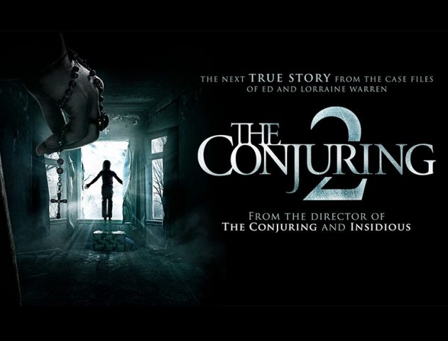 The conjuring 2 review @TheRoyaleIndia