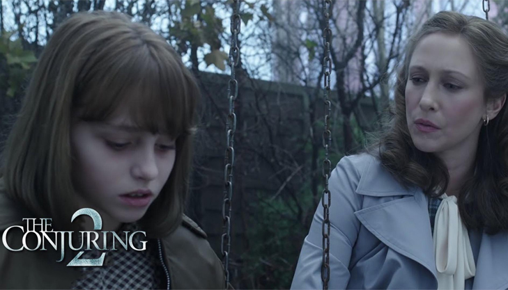 The conjuring 2 2016 horror movie based on real incidence @TheRoyaleIndia
