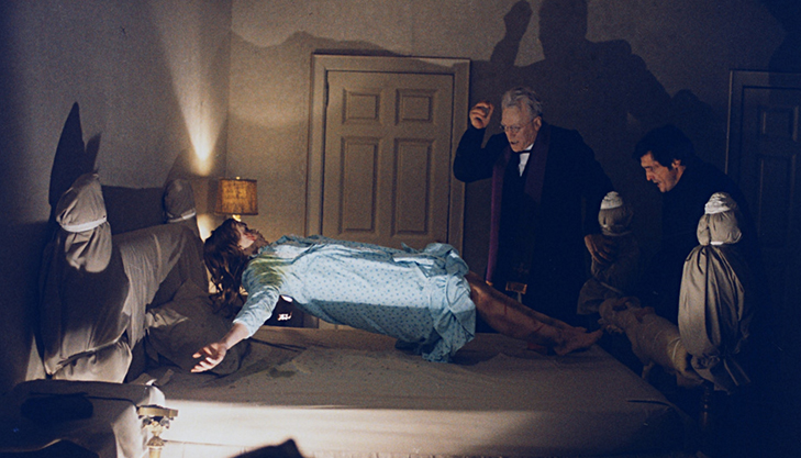 The exorcist movie based on real incidence @TheRoyaleIndia