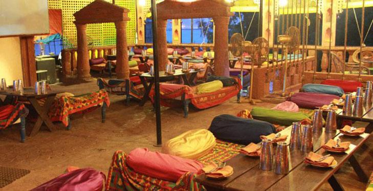 Theme restaurant navi mumbai chenab @TheRoyaleIndia