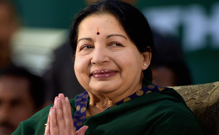 actress turned politician Jayalalitha @TheRoyaleIndia