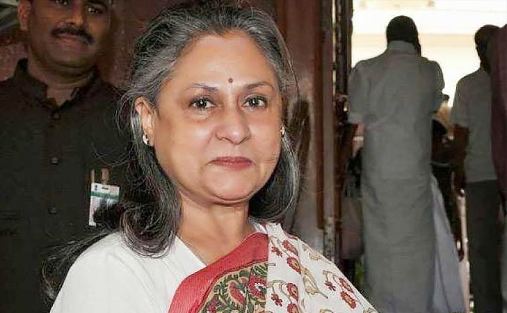 Actress turned politician jaya bachchan @TheRoyaleIndia