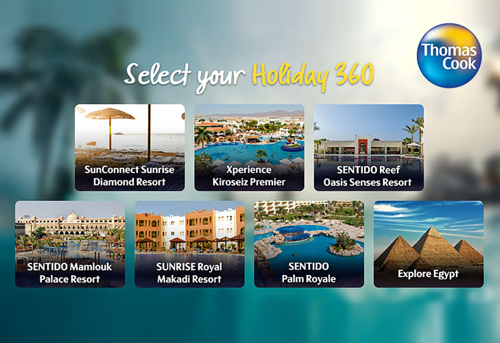 Holiday packages thomas cook @TheRoyaleIndia