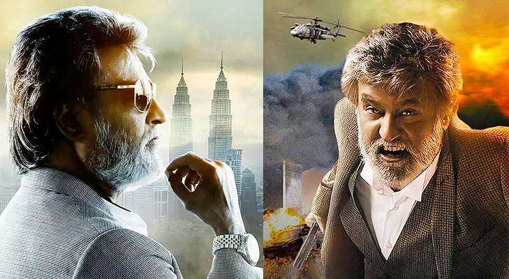 Kabali movie posters @TheRoyaleIndia