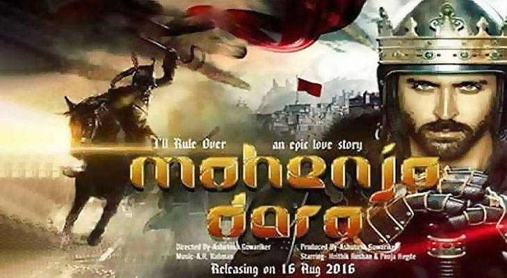 Mohenjo daro hritik movie august @TheRoyaleIndia