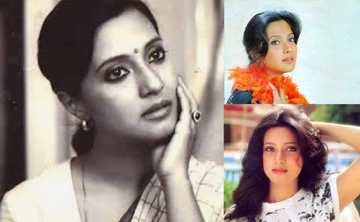 moon moon sen actress politician young @TheRoyaleIndia