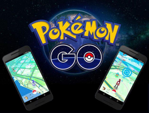 Pokemon Go @TheRoyaleIndia