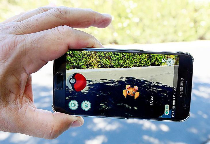 Pokemon go india @TheRoyaleIndia
