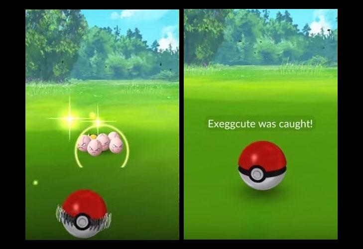 Pokemon go spin pokeball @TheRoyaleIndia