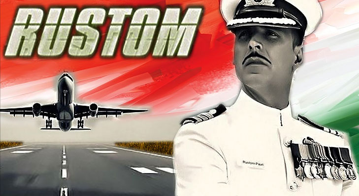 Rustom akshay movie august release @TheRoyaleIndia