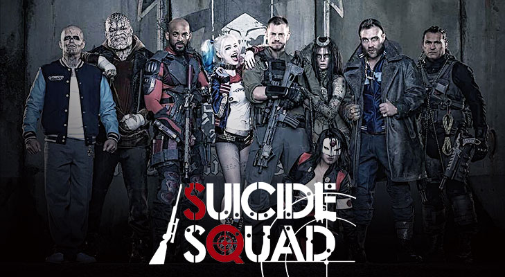 Suicide squad movie august release @TheRoyaleIndia