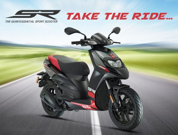 5 reasons why you must invest in Aprilia SR 150 @TheRoyaleIndia