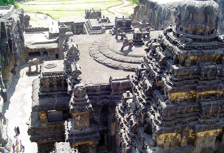 Ajanta ellora caves maharashtra @TheRoyaleIndia