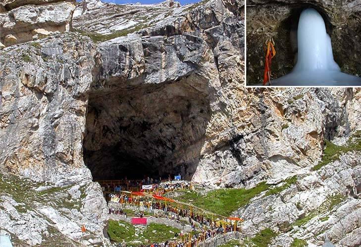 Amaranth caves yatra adventure j&K @TheRoyaleIndia