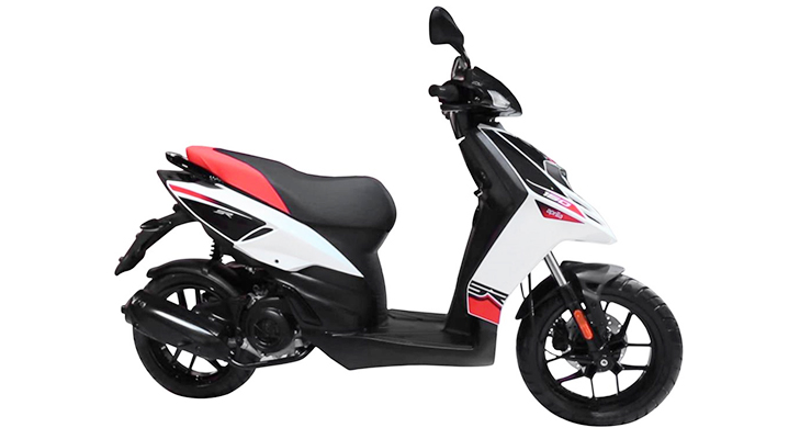 Aprilia SR 150 scooter price india @TheRoyaleIndia