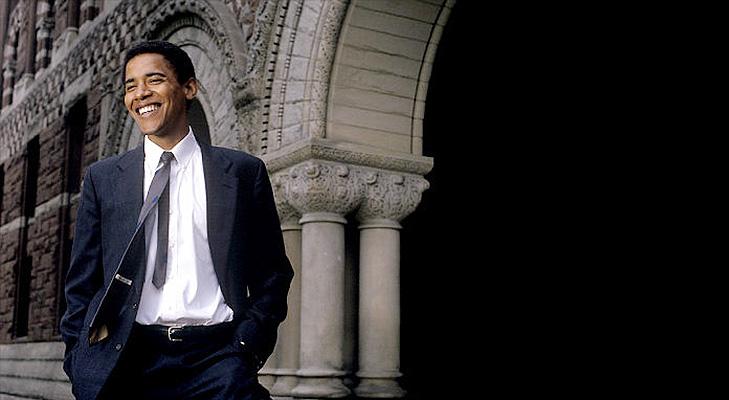 Barack obama career harvard law university @TheRoyaleIndia