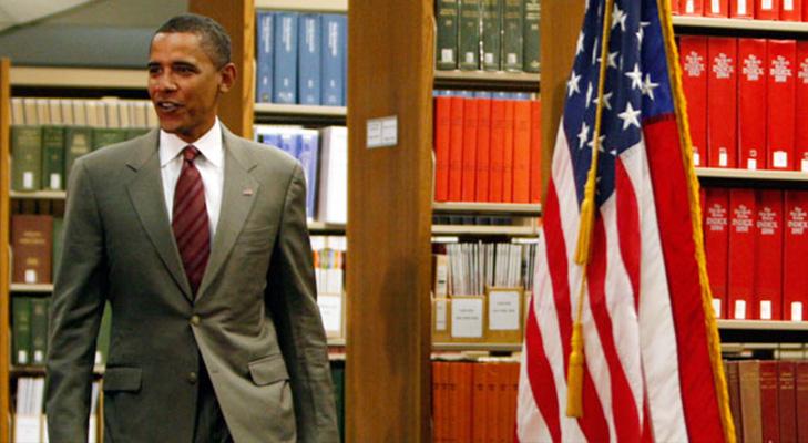 Barack obama loves reading @TheRoyaleIndia
