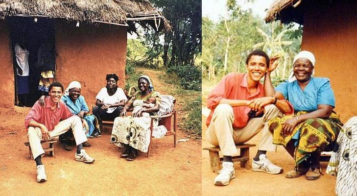 Barack obama origin @TheRoyaleIndia