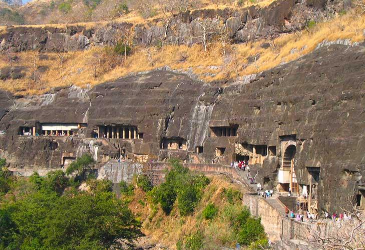 Best caves india ajanta ellora @TheRoyaleIndia