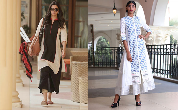 culottes paired with kurtas @TheRoyaleIndia