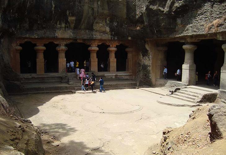 Elephanta caves mumbai @TheRoyaleIndia