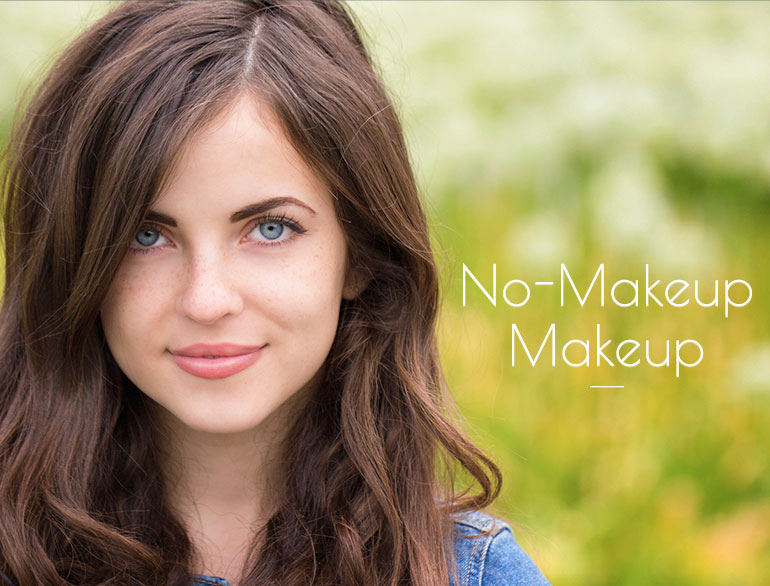 How to master No-Makeup Look @TheRoyaleIndia