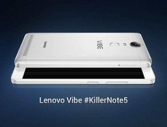 Lenovo Vibe K5 Note review @TheRoyaleIndia