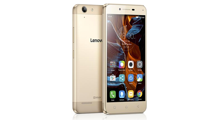 Lenovo vibe k5 note features @TheRoyaleIndia