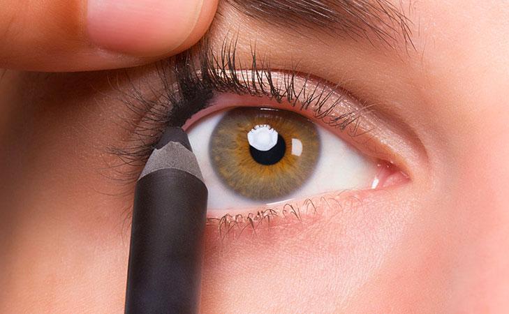 Eye makeup that makes your eyes look bigger