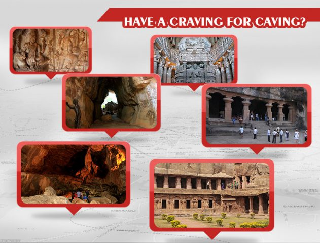 Top Caves Of India @TheRoyaleIndia