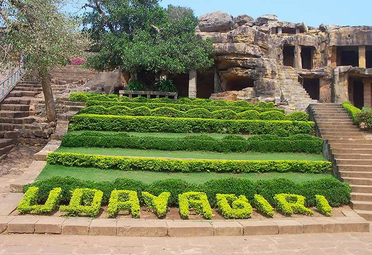 Uadayagiri caves orissa @TheRoyaleIndia