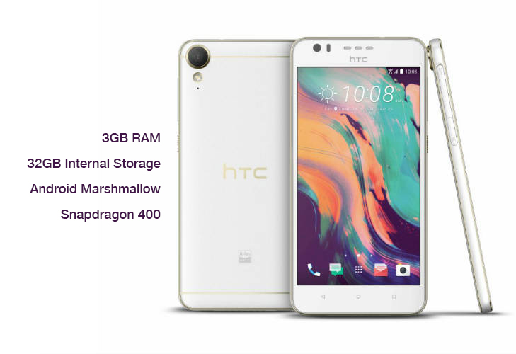 htc desire 10 lifestyle features @TheRoyaleIndia