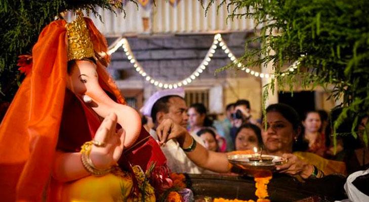 Keshavji naik chawl girgaon must visit ganpati pandal 2016 @TheRoyaleIndia