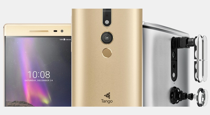 lenovo phab2 pro project tango release date india @TheRoyaleIndia