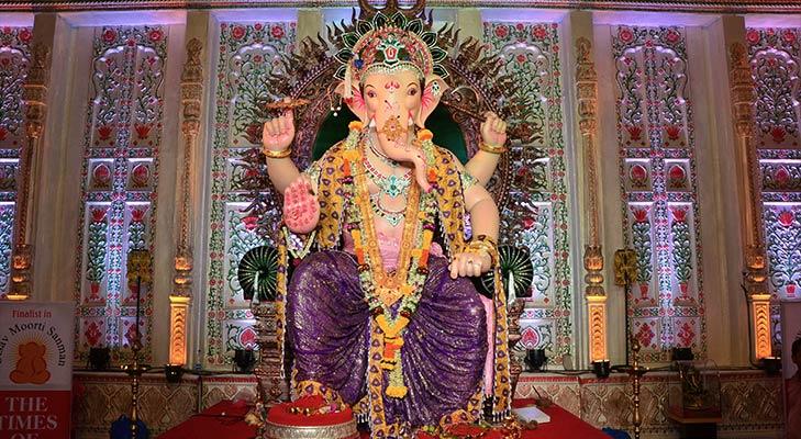 Must visit pandal khetwadicha ganraj 2016 @TheRoyaleIndia
