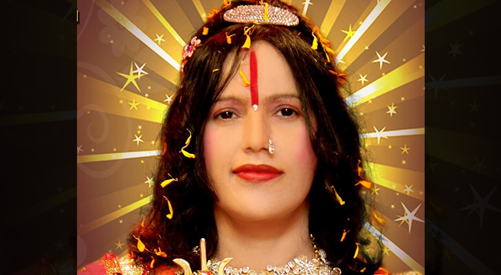 Radhe maa big boss 10 contestant @TheRoyaleIndia