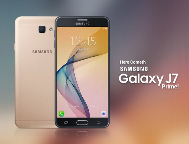 Samsung Galaxy J7 Prime @TheRoyaleIndia