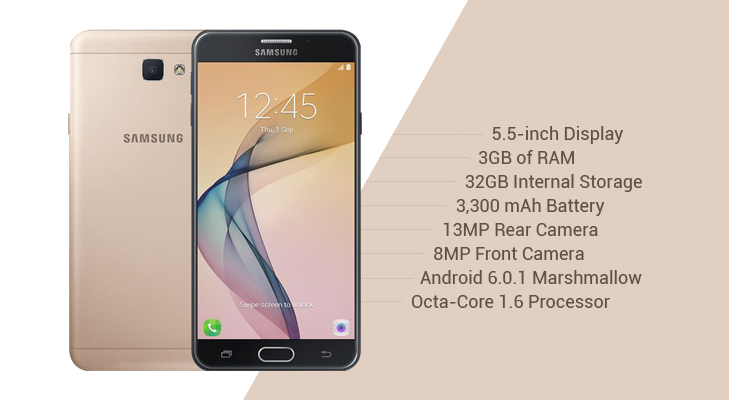 Samsung galaxy j7 prime features @TheRoyaleIndia