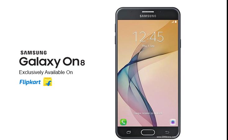 samsung galaxy on8 flipkart sale @TheRoyaleIndia