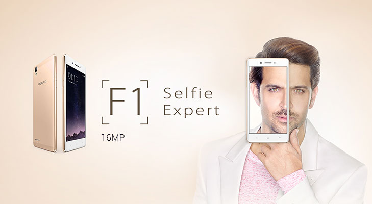 Smartphone best selfie rear camera oppo f1 plus @TheRoyaleIndia