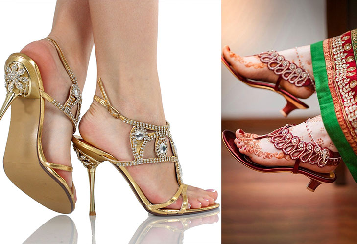 diwali styling tips footwear @TheRoyaleIndia