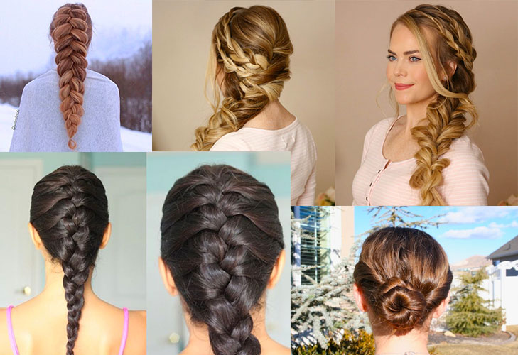 diwali styling tips hairstyles braids @TheRoyaleIndia