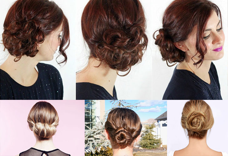 diwali styling tips hairstyles bun @TheRoyaleIndia