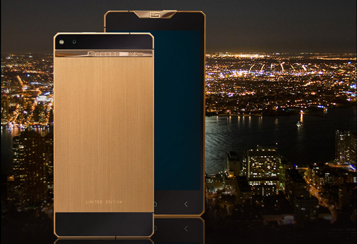 gresso regal gold most expensive smart phone @TheRoyaleIndia